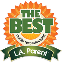 LA Parent Magazine Winner   &   Certified Program Provider