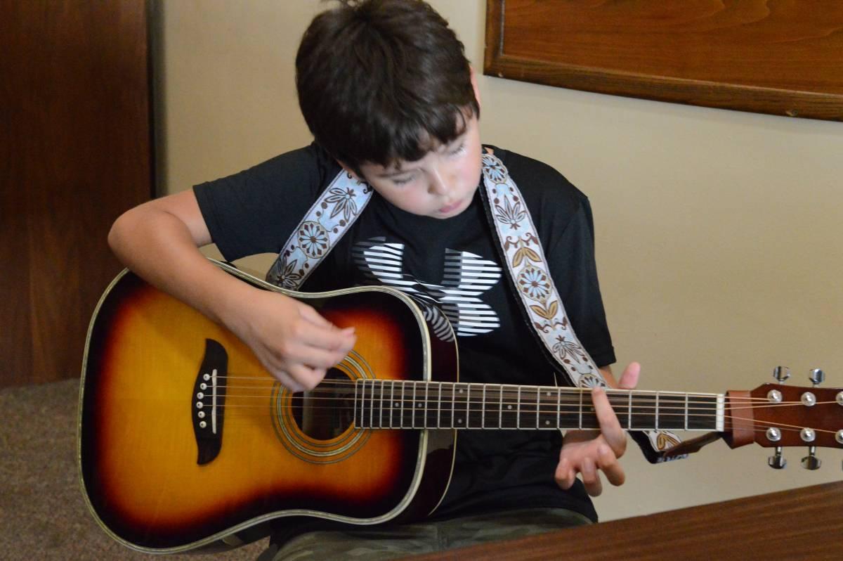Guitar Camp - Performing Arts Workshops