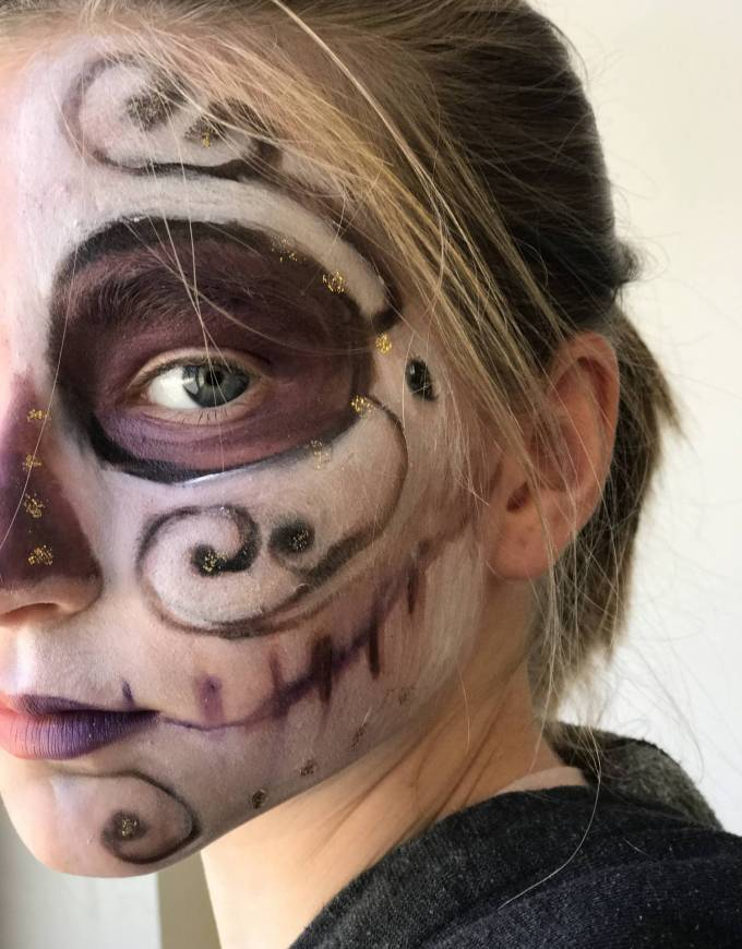 Stage Fx Makeup Camp Performing Arts