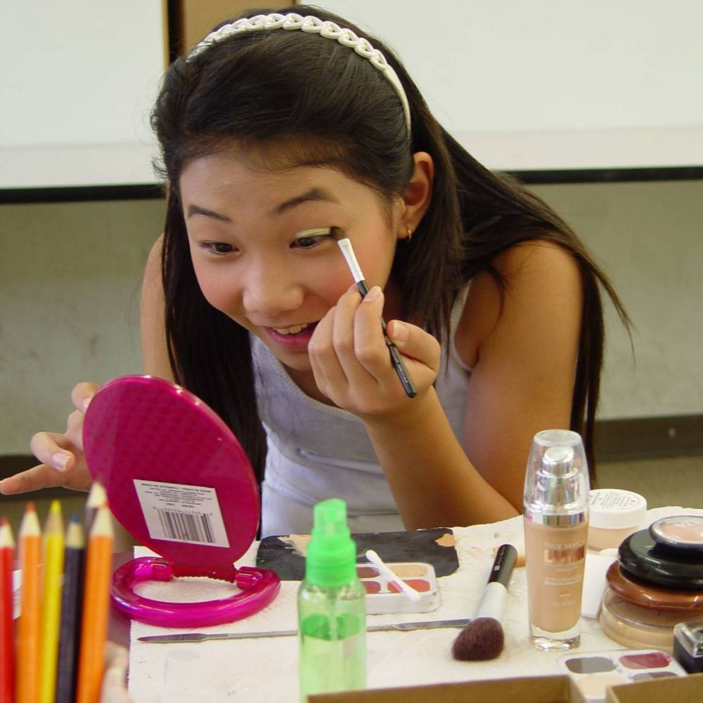 5 - Stage FX Makeup Camp